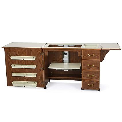Mueble para máquina de coser- Norma Jean Roble