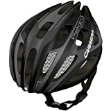 Carrera E00448 Pistard Road Helmet with Rear Light