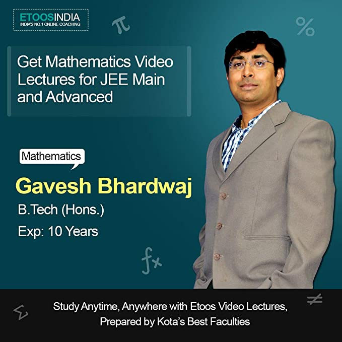 Complete Mathematics Course for JEE MAINS & ADVANCED by GB sir