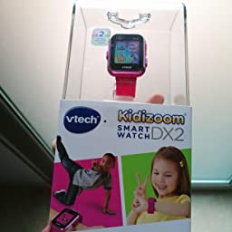 Vtech 80-193847 Kidizoom Smart Watch DX2 - Reloj inteligente para ...