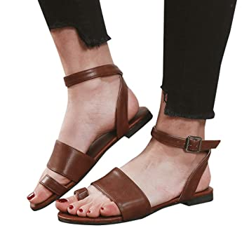 175c6179603 Amazon.com  Hot Sale! Leather Sandals