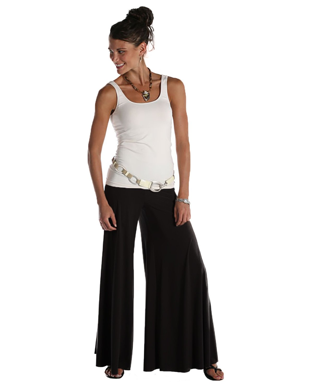 Sharon Max Reggio Polazzo Pants - Size S Black
