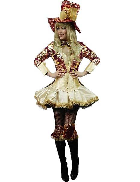 Yummy Bee Mad Hatter Kostum Verruckter Hutmacher Teegesellschaft
