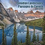 Canadian Landscapes/Paysages du Canada 2018 Wall Calendar (English and French Edition)
