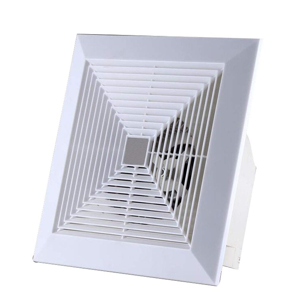 Moolo Exhaust Fan, Household Kitchen Bathroom Pipe Type Large air Volume Ceiling Ventilation Fan