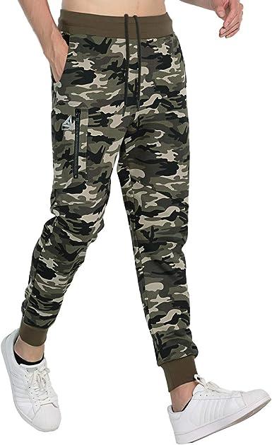 Extreme Pop Homme Bas de Jogging Pantalons de survêtement Gym Training Scuba Pants Slim Fit Running Joggers Stretch Trousers UK