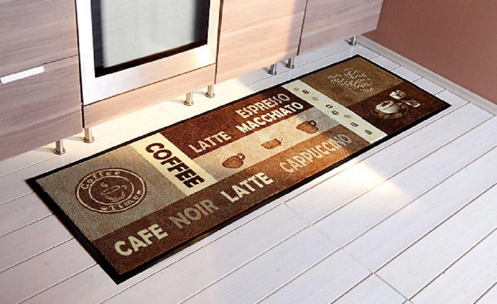 Schmutzfangmatte Coffee (58 x 180 cm)