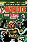 Strange Tales Featuring Warlock Death Ship (Strange Tales Marvel Comic Group)