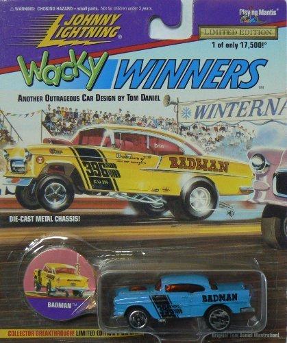 Johnny Lightning Wacky Winners Tom Daniel's Badman for sale  Delivered anywhere in USA