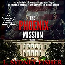 The Phoenix Mission Audiobook by L. Sydney Fisher Narrated by Daniel McColly