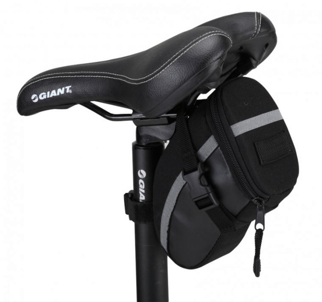 Tofern Bicycle Cycling saddle pouch seat bag Fits MTB Road bike Folding Bike