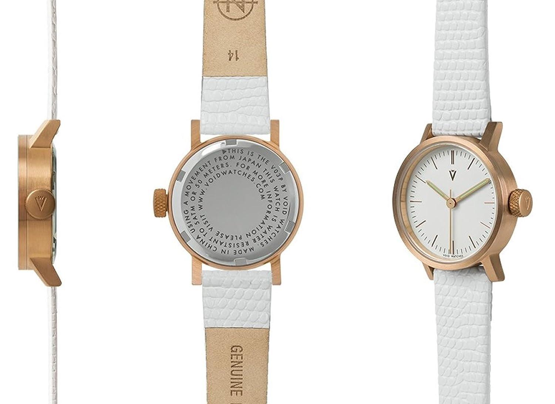 VOID Watch - V03P - Copper-White