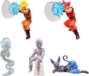 Gashapon Dragon Ball Z Desktop Figure Collection 2 Set