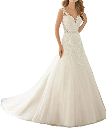 Aline Princess Wedding Dress