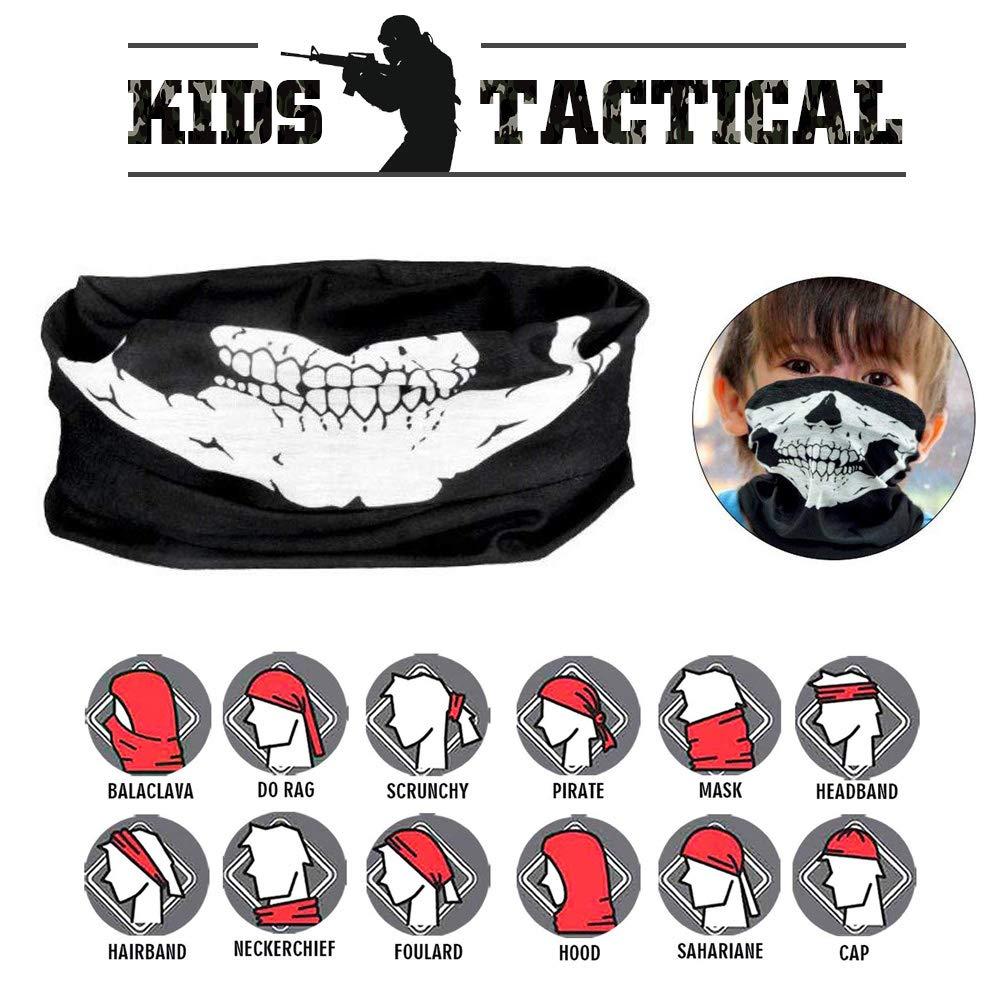 Amazon.com: Vidillo Kids Tatical Vest Kit for Nerf Guns ...