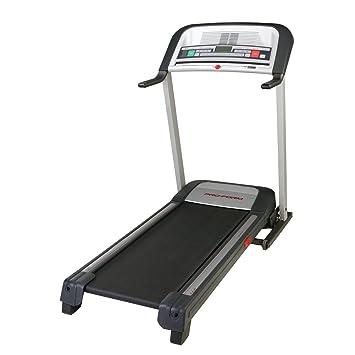 Proform 400 Zlt Treadmill Black Red Silver Hwl 139x84x181 Cm