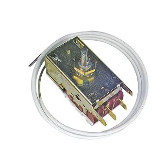 Termostato Ranco K57-L5807 para la nevera Electrolux 226214101