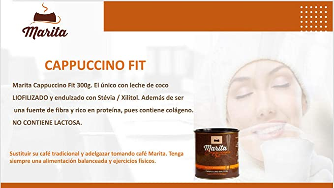 PACK CAFÉ MARITA + CAPUCHINO FIT + CARAMELOS + PAUTAS + HOJA ...