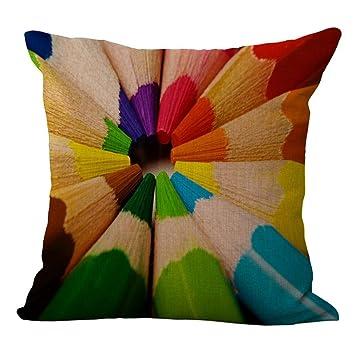 Home decor, Amlaiworld Vintage Home Decor Pillow Case: Amazon.co.uk ...