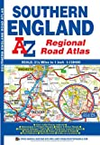 img - for A-Z Southern England Regional Road Atlas (A-Z Regional Road Atlas) book / textbook / text book