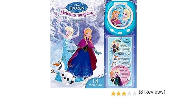 Frozen. Melodías mágicas: Libro de cuentos y reproductor ...