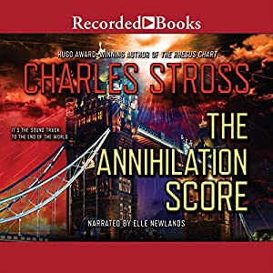 The Annihilation Score Audiobook
