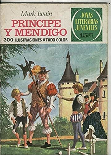 Amazon.com: Joyas Literarias Juveniles numero 032: Principe ...