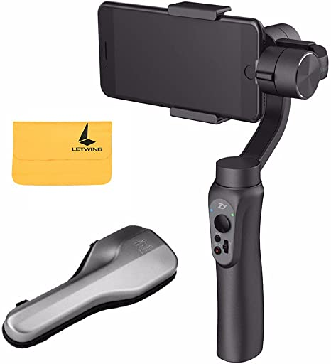 Zhiyun Smooth-Q 3 Axis Handheld Gimbal para Smartphone Hasta 6