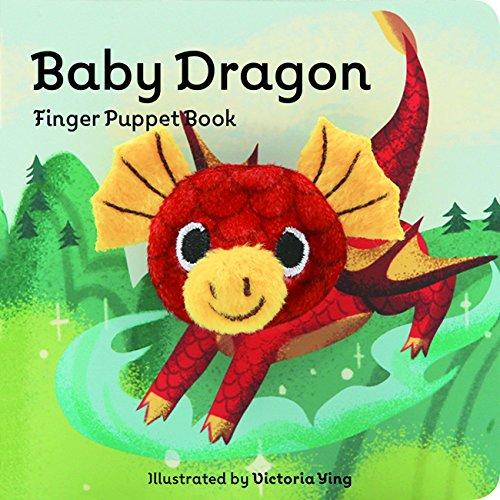 Baby Dragon: Finger Puppet Book (Finger Puppet Boardbooks) ()