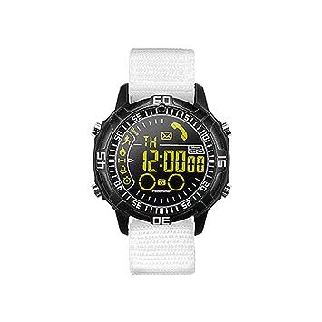 Digital Militar reloj de pulsera para niños portátil Bluetooth SmartWatch con cronómetro, Smart deporte reloj