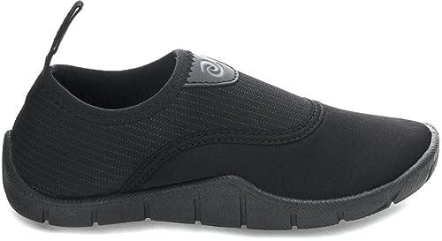 1197e7fac1fe Fashion Women Tee Rafters Hilo Slip On Water Shoe-Kid s 2M Black ...