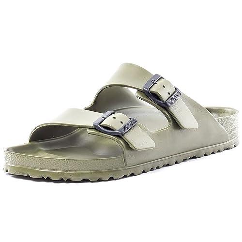 online store 83d9e 9a078 Birkenstock Arizona EVA Uomo Flip Flops: Amazon.it: Scarpe e ...
