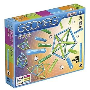 Geomag- Color Gioco di Costruzione con Sfere e Barrette, Multicolore, 35 Pezzi, PF.510.261.00 2 spesavip