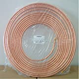 1/2 in ''. x 50 ft. Copper Soft Type Refrigeration Pipe/Tubing