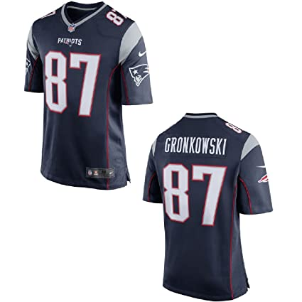 Image Unavailable. Image not available for. Color  Rob Gronkowski New  England Patriots Nike ... fb9d33eba