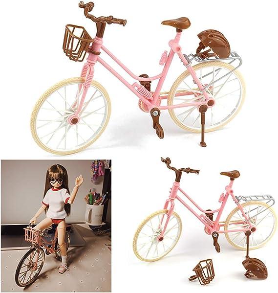 Bicicleta Dedo Excelente funcionales Juguetes Miniatura de los ...