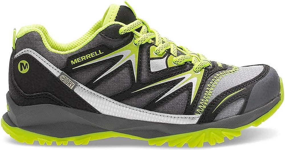 Merrell Kids Boys Capra Bolt Low Lace WTRPF Hiking Boot