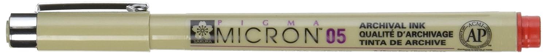 #29 Pennarello punta fine Pigma MICRON 0,20 mm Nr.005 verde