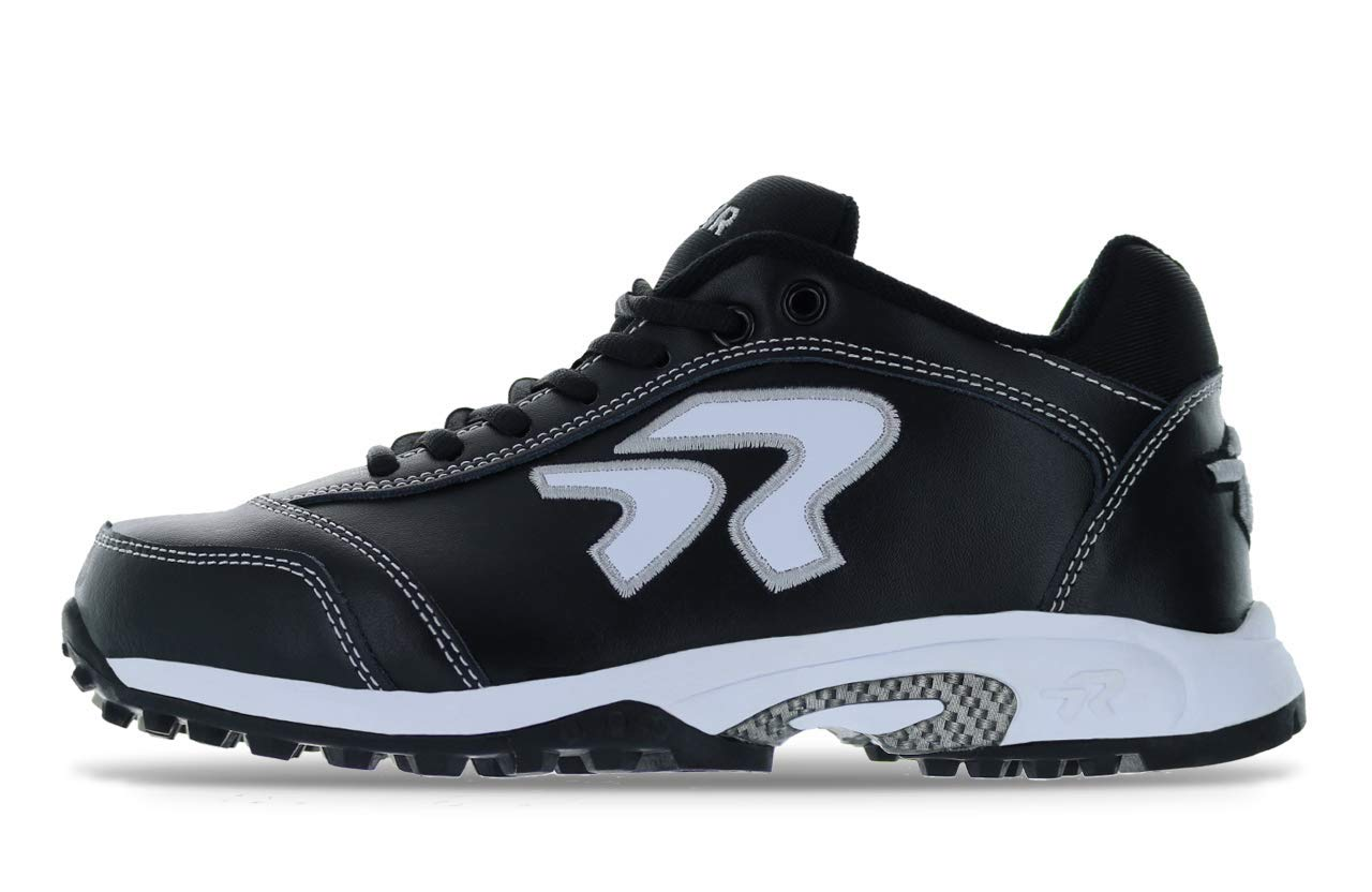 Dynasty 2.0- Men's Turf Black-White 12.5 by Ringor