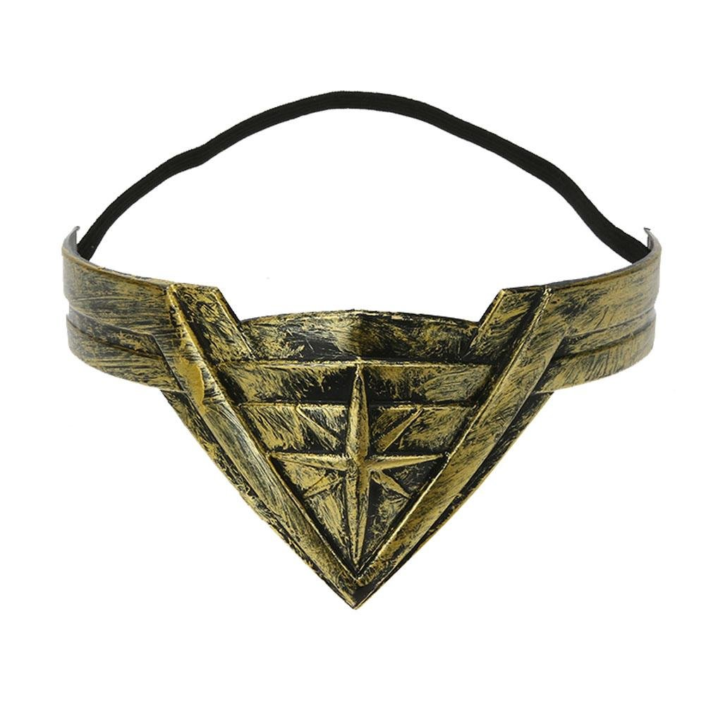 Diamondo Wonder Woman Headband Hair Band Adult Kids Cosplay Costume Stage Props
