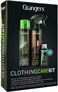 Grangers Clothing Care Kit - Kit Entretien Textile