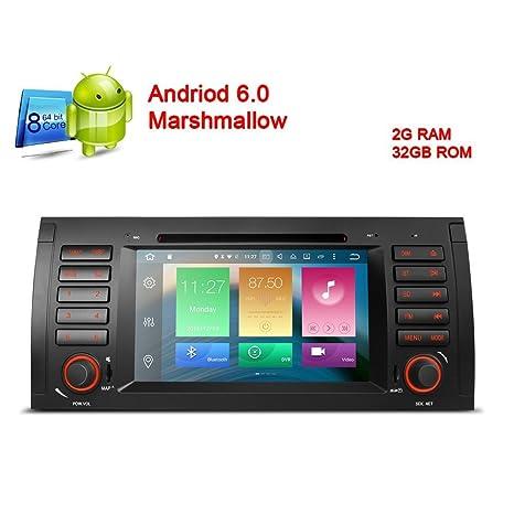 freeauto 7 Inch Android 6.0 Multi pantalla táctil Radio estéreo de coche reproductor de DVD GPS