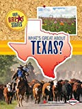 space cowboys blu - What's Great About Texas? (Our Great States)