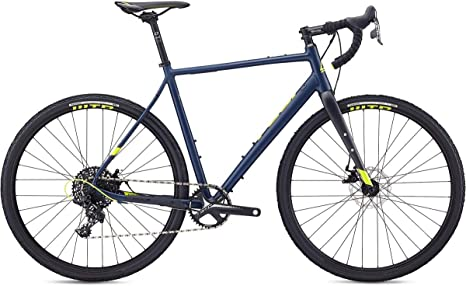 Fuji Jari 1.3 Adventure Road Bike 2020 - Bicicleta de carretera (52 cm, 700 c), color azul marino: Amazon.es: Deportes y aire libre