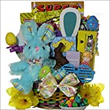 Hoppin' Easter Fun - Boy: Child's Easter Basket Ages 3 to 5 Years Old