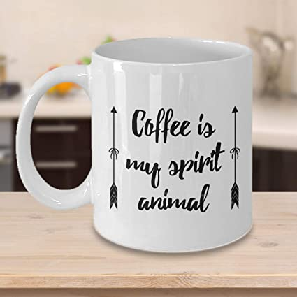 Funny Coffee Lovers Novelty Mug