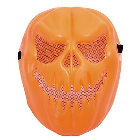 Máscara de Calabaza clásica de Watopi, para Halloween, Fiestas ...