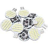 GRV T10 LED Bulb 921 194 24-2835 SMD Super Bright Lighting Lamp AC/DC 12V -24V For Car RV Boat Lights 2nd Generation…