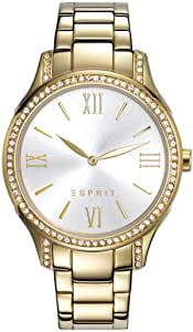 Esprit Casual Watch For Women Analog Stainless Steel - ES109092002