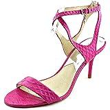 Michael Kors Women's Kaylee Mid Heel Strappy Sandals Shoes